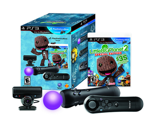 LittleBigPlanet 2 Special Edition Bundle Image