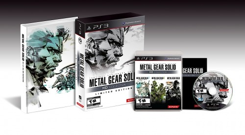 Metal Gear Solid HD Collection LE Image