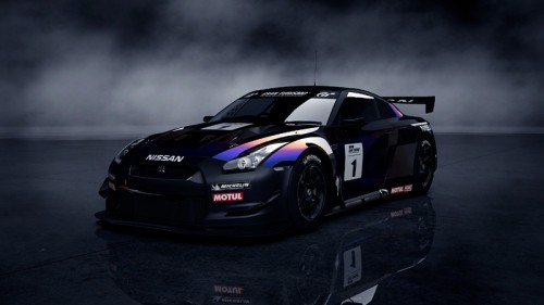 Nissan GT-R R35 Touring Car