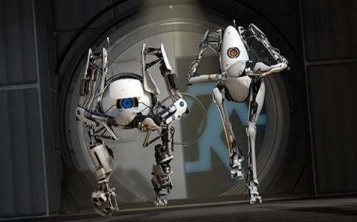 Portal 2 Peer Review DLC Image