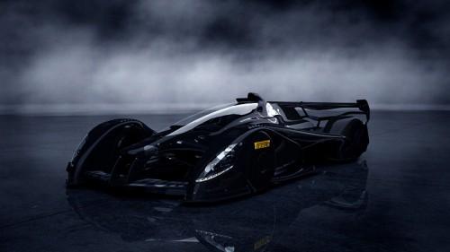 Red Bull X2011 Prototype 11 Image