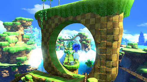 Sonic Generations Demo 2 Image