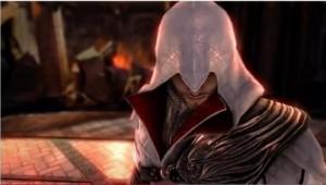Soulcalibur V Ezio Screen