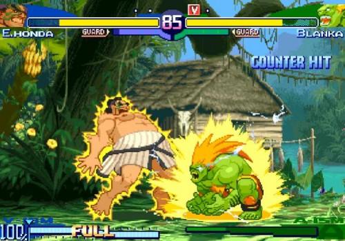 Street Fighter Alpha 3 Image 1