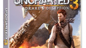 Uncharted 3 Final Box Art
