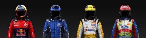 WRC Drivers Image