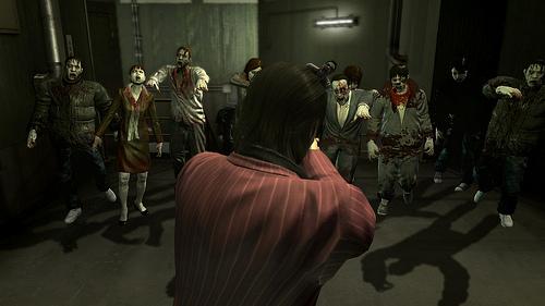 Yakuza Dead Souls Image 2