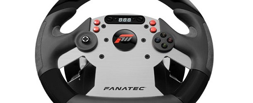 fanatec racing wheel