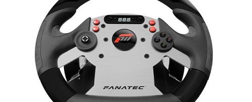 fanatec racing wheel