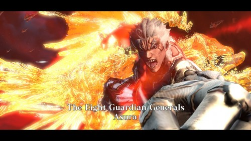 Asura's Wrath Image 1