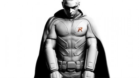 Batman Arkham City Robin Bundle Image