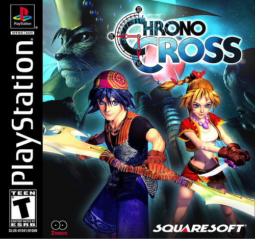 Chrono Cross Box Image