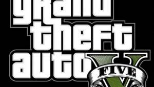 Grand Theft Auto V Logo Image