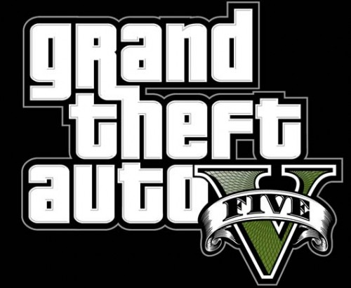 Grand Theft Auto V Logo Image