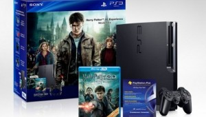 Harry Potter PS3 Bundle Image