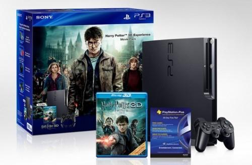 Harry Potter PS3 Bundle Image