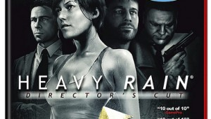 Heavy Rain Director's Cut Box