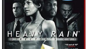 Heavy Rain Director's Cut Box