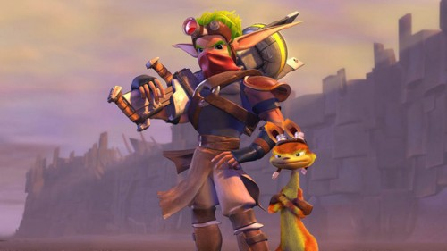 Jak and Daxter Image