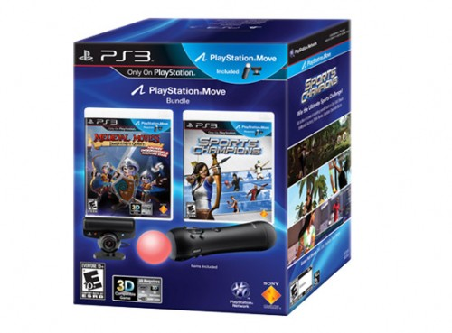 Medieval Moves PS Move Bundle Image