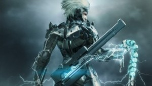 Metal Gear Solid Rising Raiden Image