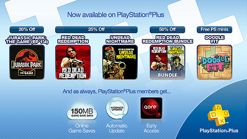 PlayStation Plus 11 15 2011