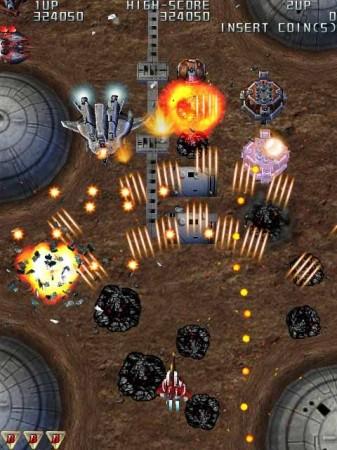 Raiden III PS2 Image