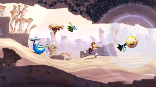 Rayman Origins Image 1