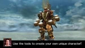 Soulcalibur V Character Creation Screencap