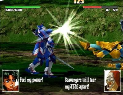 Vanguard Bandits PSN Image
