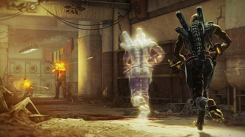 resistance 3 awesome game
