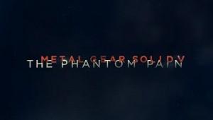 Metal Gear Solid V logo