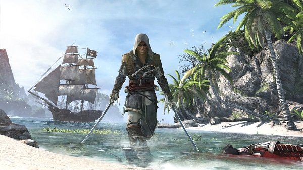 Assassin's Creed 4 Black Flag Screenshot 1