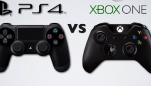Xbox One vs PS4 image