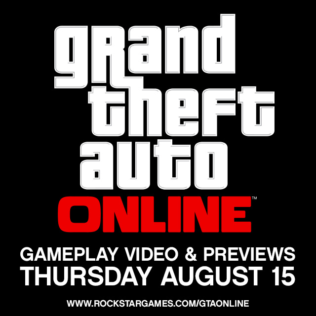 GTA Online reveal
