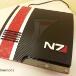 N7 Mass Effect PS3 Mod