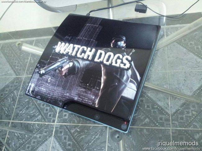 Watch_Dogs PS3 Mod