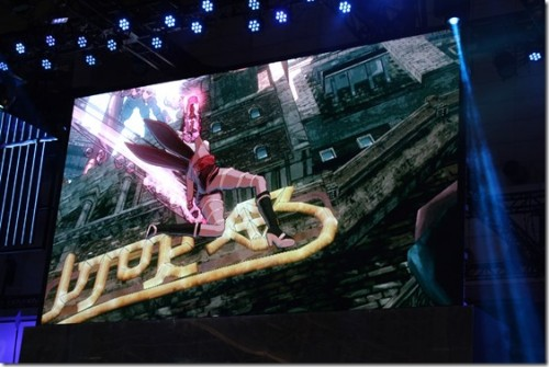 Gravity Rush Tokyo Game Show 2013 image 1