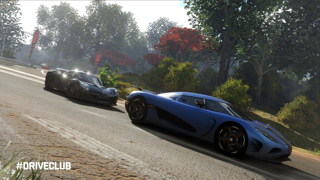Driveclub PS4 image 1