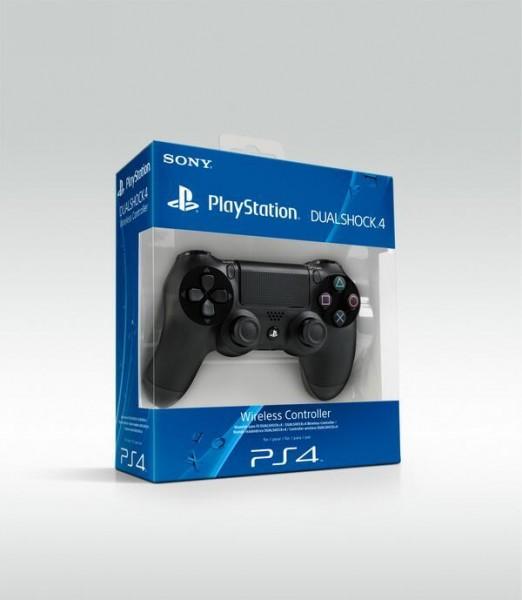 DualShock 4 black box