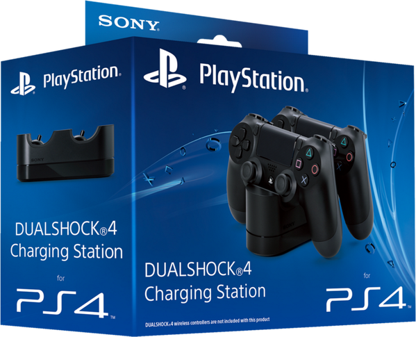 DualShock 4 charging station box