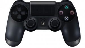 DualShock 4 front angle image