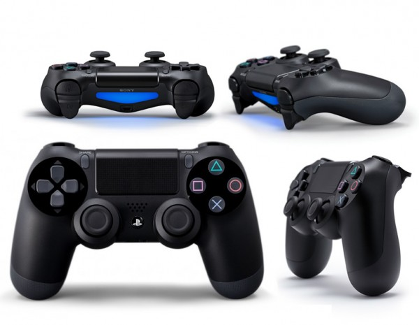 DualShock 4 multi angles image