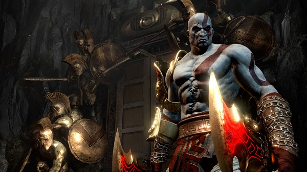 God of War 3 screenshot