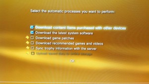 PlayStation 3 System Software Update v4.50 image 1