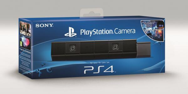 PlayStation Camera box