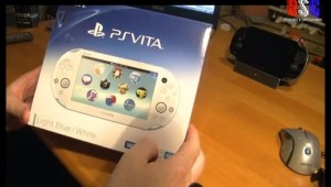 PlayStation Vita 2000 unboxing RedSunGamer Screen Shot