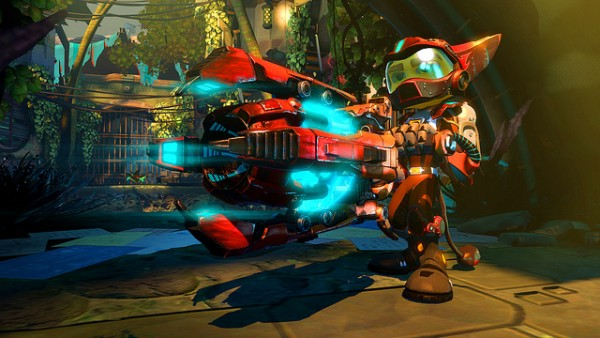 Ratchet and Clank Into the Nexus Ratchet's Pyronox Armor image