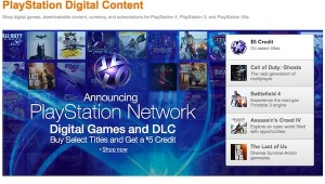 Amazon PSN Store image