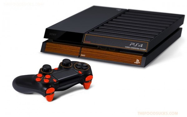 Atari 2600 PlayStation 4 by Phantom Fighter